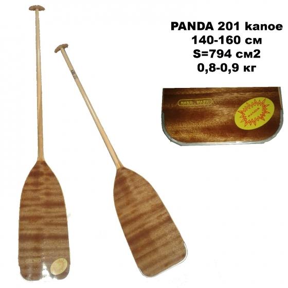 Весло PANDA 201 сanoe