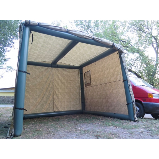 Надувная палатка-дом AirRoom