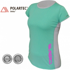Охлаждающая термо-футболка «Delta» женская