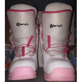 Ботинки сапоги для сноуборда